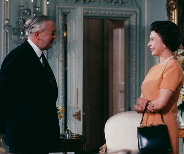 Inside the unique relationship between The Queen and former British PM Harold Wilson