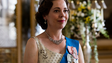 Olivia Colman shines in the role of a lifetime in The Crown Season Three