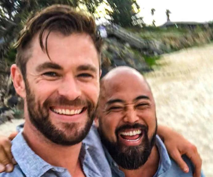 Chris Hemsworth's trainer says you only need to workout for five minutes a day to get results