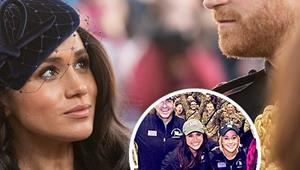 The Palace shares rare, unprecedented insight into Meghan's pre-royal life with a candid photo from 2014