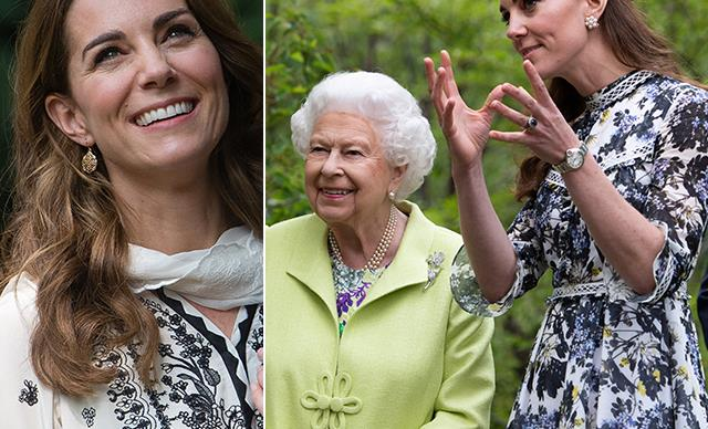 The Queen is a big fan of Duchess Catherine for pulling off this subtle, yet brilliant feat in 2019