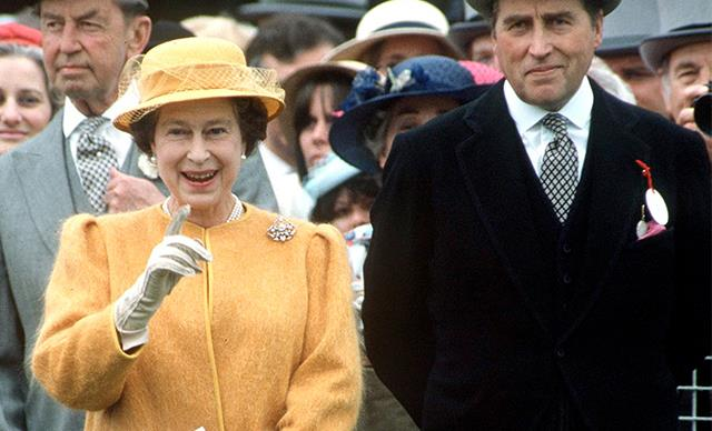 Was he more than a friend? Inside the elusive relationship between Queen Elizabeth and Lord 'Porchie' Porchester