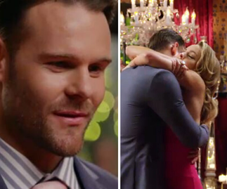 The final clue that Carlin most definitely wins Angie's heart on The Bachelorette