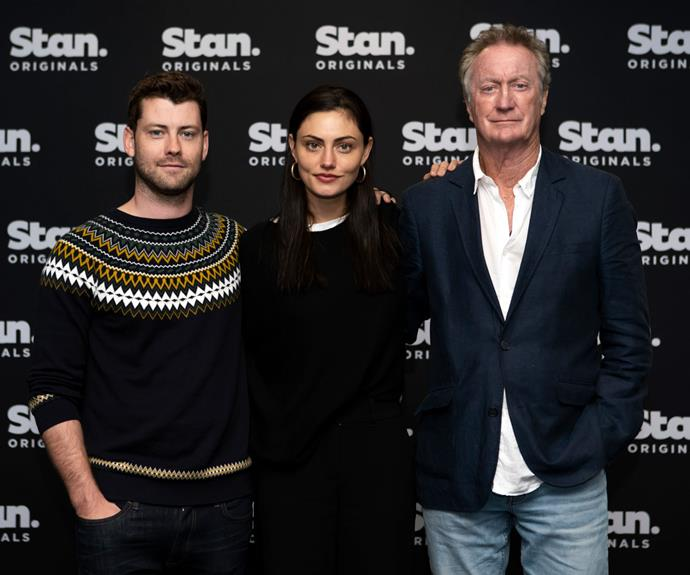 Stan confirms all-star cast for season two of Bloom