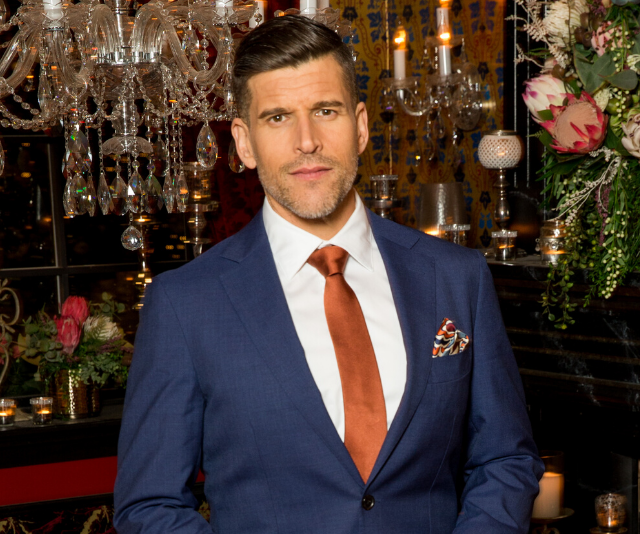 The Bachelorette's Osher gets cut-off on live radio as he accidentally drops a massive spoiler