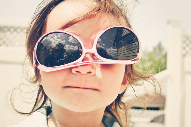Your eyes can get sunburnt too. How to protect them this Summer.