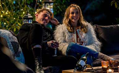 The road to The Bachelorette Australia finale: Angie Kent and Timm Hanly's love story in pictures