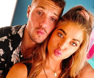 Love Island golden couple Josh and Anna's love story in pictures