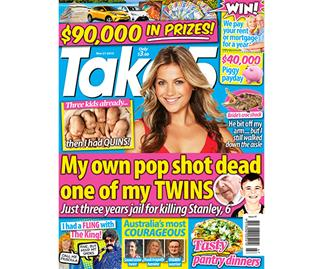 Take 5 Issue 47 Online Entry Coupon