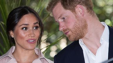 Harry & Meghan are skipping Christmas with the Queen and the royal family this year