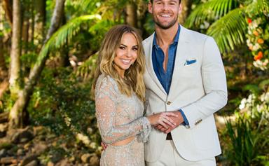 Angie Kent freaked out because she thought Carlin Sterritt was proposing on The Bachelorette