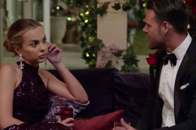 """The Bachelorette's Angie's heartbreak over Carlin's ex: """"She hates the fact they're still friends"""""""