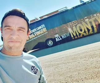 Samuel Johnson confirms he's joining Channel Seven's All New Monty