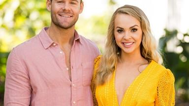 EXCLUSIVE: The Bachelorette's Carlin Sterritt and Angie Kent may have already called it quits!