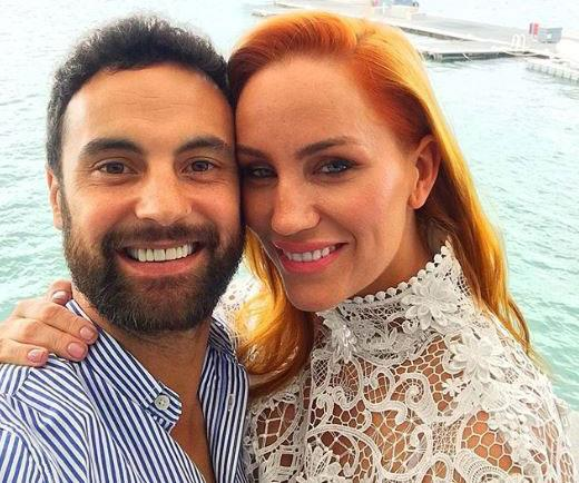 Married At First Sight's Jules Robinson and Cameron Merchant tie the knot in Sydney