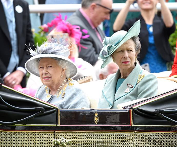 Princess Anne haunted by kidnapping scandal as the royal worries The Crown may relive the horror