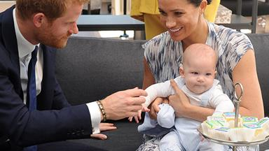 Prince Harry joined Duchess Meghan and baby Archie at playgroup and our hearts are melting