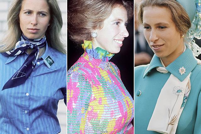 Before Meghan Markle and Kate Middleton, Princess Anne was the real royal fashion MVP - and here is the visual proof