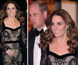 Kate and Wills are oozing glamour (with some sneaky PDAs!) at the Royal Variety Performance
