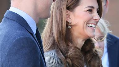 Duchess Catherine has been attending a weekly music class with a very special guest in tow