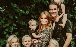 Dawson's Creek star James Van Der Beek shares devastating miscarriage news