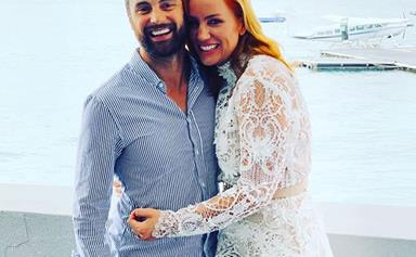 Inside Jules Robinson and Cam Merchant's stunning Sydney wedding venue