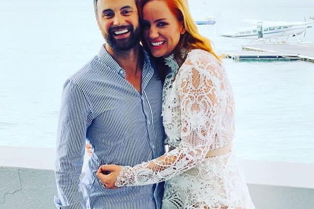 Inside Jules Robinson and Cam Merchant's stunning Sydney wedding venue