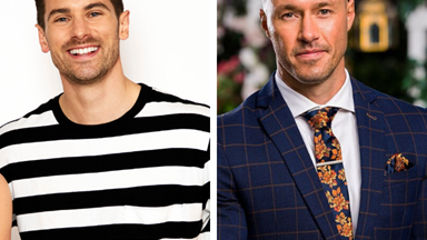 Not a fan! Matty J takes a swipe at The Bachelorette's Ryan Anderson