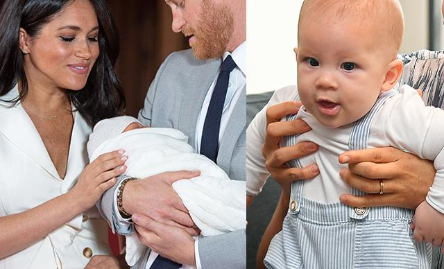 Archie's big year: Every single photo of Prince Harry and Duchess Meghan's baby boy