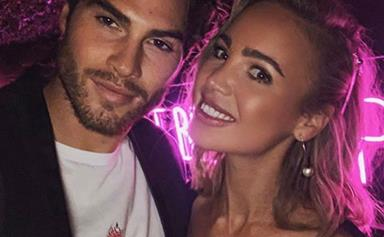 """EXCLUSIVE: """"Overwhelmed"""" Justin Lacko spills on co-parenting with his ex and reveals baby's due date"""
