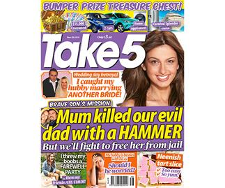 Take 5 Issue 48 Online Entry Coupon