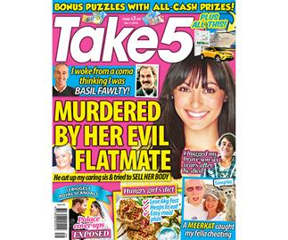 Take 5 Issue 49 Online Entry Coupon
