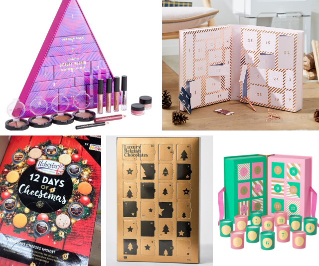 16 affordable Christmas advent calendars for adults