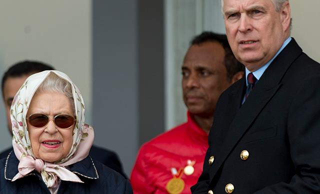 Prince Andrew officially steps back from public duties in a shock move following his explosive interview