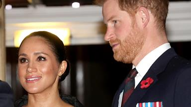 Prince Harry and Duchess Meghan's relationship with the rest of the royal family is still strained
