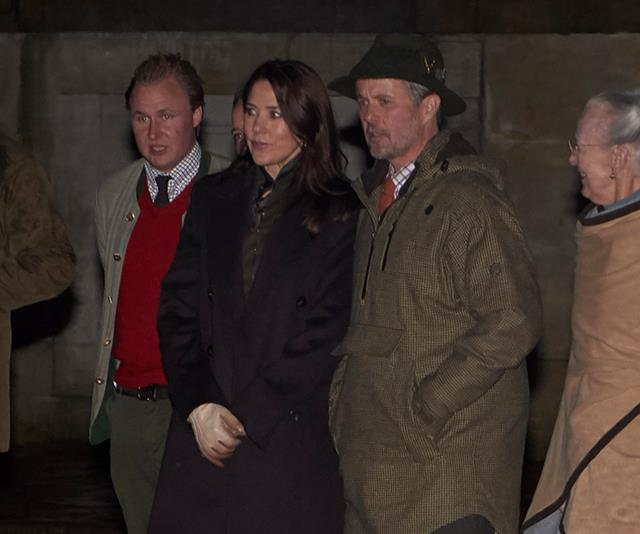 Crown Princess Mary and Crown Prince Frederik criticised for participating in the annual King's Hunt
