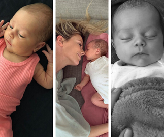 All the cutest photos of Jennifer Hawkins and Jake Wall's gorgeous baby daughter