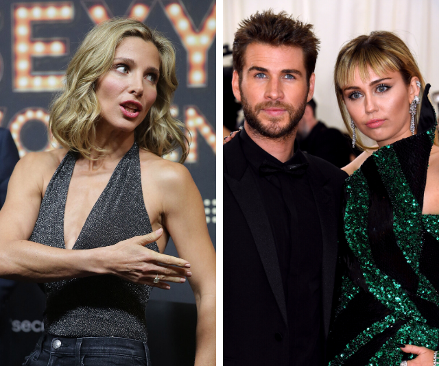 """Elsa Pataky takes a big swipe at Miley Cyrus and says Liam Hemsworth """"deserves better"""""""