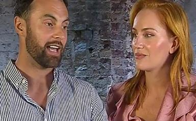 EXCLUSIVE: Married At First Sight stars Cam and Jules' marriage in tatters after eight days!