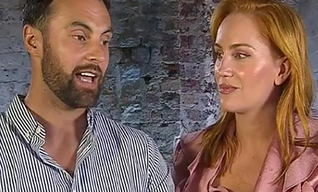 Cam and Jules Married at First Sight