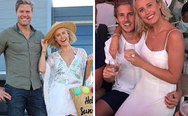 Has Dr Chris Brown's ex Liv Phyland's moved on with a lookalike new man?