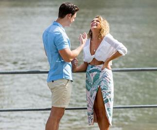 The Bachelor's Matt Agnew moves on with runner-up Abbie Chatfield