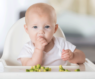 Baby-led weaning: The best time to start solids and what food to offer