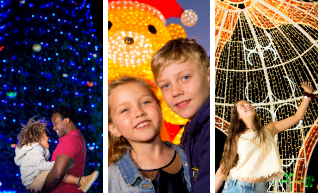 Your guide to the best Christmas light displays in Australia
