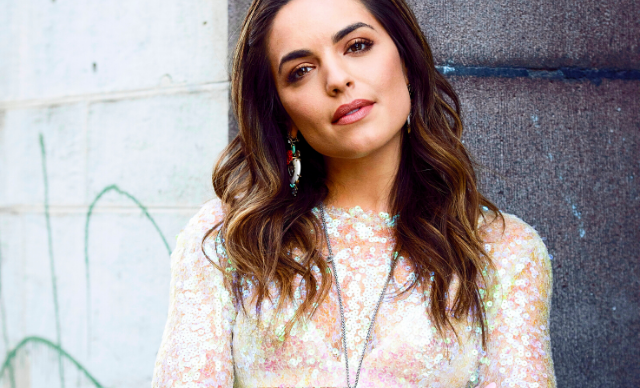 "Playing For Keeps star Olympia Valance spills on the ""full-on"" side to her job"