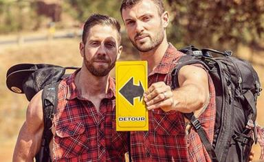 The Amazing Race Australia star Rod on coming out as gay