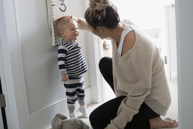 Baby growth spurts: Timeline and how to spot the signs