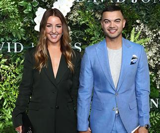EXCLUSIVE: Jules Sebastian spills on her marriage to Guy Sebastian - and his relationship with Delta Goodrem