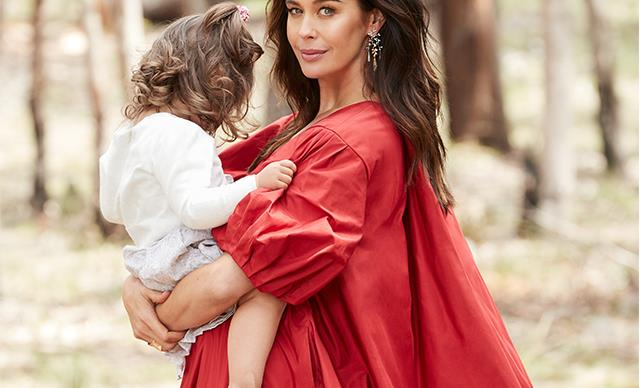 EXCLUSIVE: Megan Gale talks the healing power of family