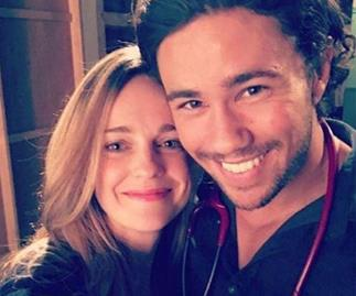 Penny McNamee shares touching tribute to Home And Away co-star Orpheus Pledger after he's killed off